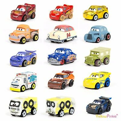 Disney Pixar Cars 3 Mini Racers NEW CHARACTERS *Choose Your Favourite*