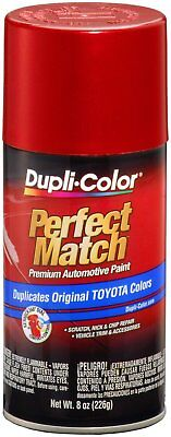 Dupli-Color BTY 1609 Red Pearl Toyota Exact Match Automotive Paint- 8oz