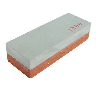 Combinazione Grit Double Sided Knife Sharpener Sharpening Stone Whetstone Y5Y2