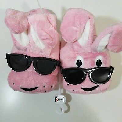Energizer bunny slippers new