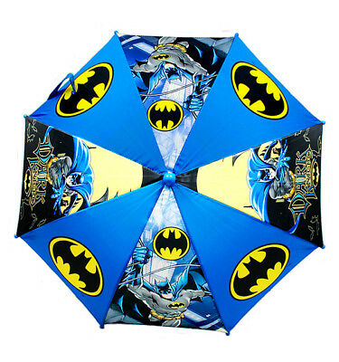 Batman  Boys Kids Molded Handle Umbrella