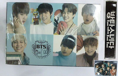 BTS Bangtan Boys ... Poker Spiel Karten Set playing trading cards cosplay K-Pop