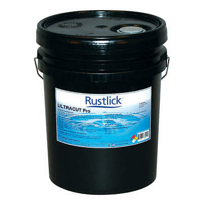 RUSTLICK Coolant,5 gal,Bucket, 84405, Golden Yellow, Light Brown