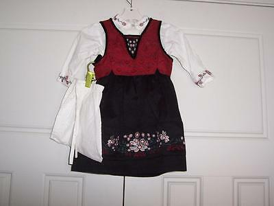 9-12 mo EU 80 EXCEPTIONAL STYLISH NORWEGIAN  BABY BUNAD & KYSE FROM NORWAY