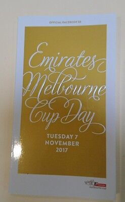 Melbourne cup race book 2018