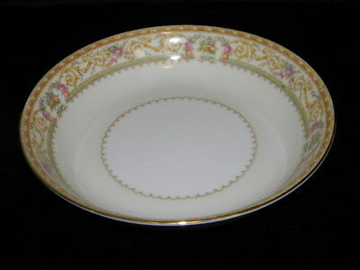 6- Noritake China - 7 3/8 Inch Soup Bowls - Lebrun Pattern #3793