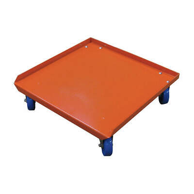 AIR CYCLE Steel and Plastic Drum Dolly,Use with 330-010,33-200-120, 55-470