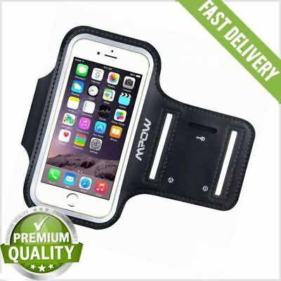 Mpow iPhone Armband Adjustable Sports Phone Case Holder Sweatproof Comfortable