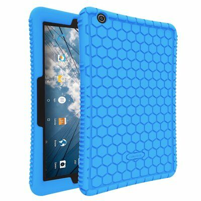 For AT&T Primetime 10-inch 2017 Tablet / ZTE K92 Silicone Case Cover Shock Proof