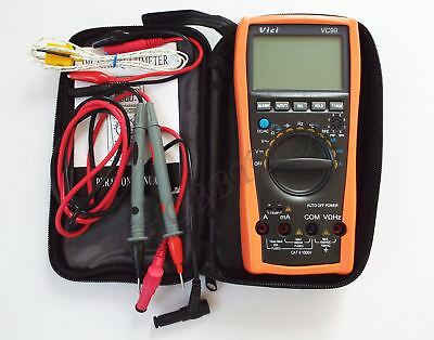 Vici VC99 3 6/7 Auto range digital multimeter with bag better lead Hot New