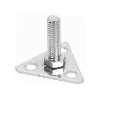 Foot Plate for Wire Shelving