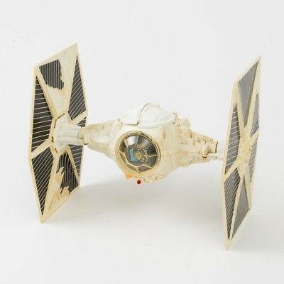 Vintage 1978 Star Wars Tie Fighter Near Complete Original Working Used Condition