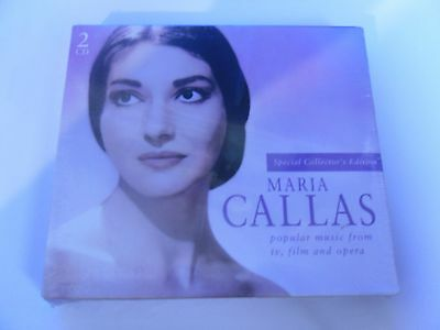 "Maria Callas ""special Collector`s Edition""  2 Cd Box Set New / Sealed"
