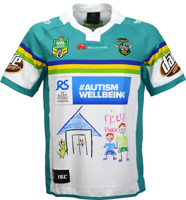 Canberra Raiders 2017 NRL *Special Edition Charity Jersey Sizes S-3XL BNWT