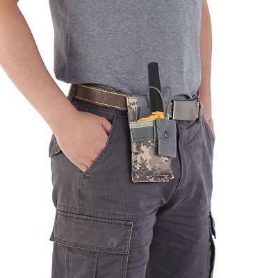 Nylon Two Way Walkie Talkie Radios Case Holster Waist Hanging Carrying Pouch Bag