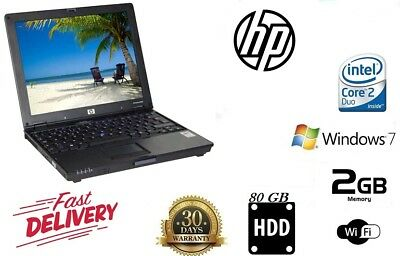 Cheap Laptop HP Compaq NC4400 Intel Core 2 @2.00 GHz 2GB 80GB Win 7 P WIFI Sale