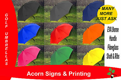 Personlised golf umbrella custom Bulk Discount wedding sports business