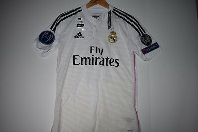 c3bb5941fff ... Player Issue Adizero Formotion Match Unworn Jersey.  399.99 Buy It Now  7h 36m. See Details. Adidas Gareth Bale Real Madrid Home Jersey 2014