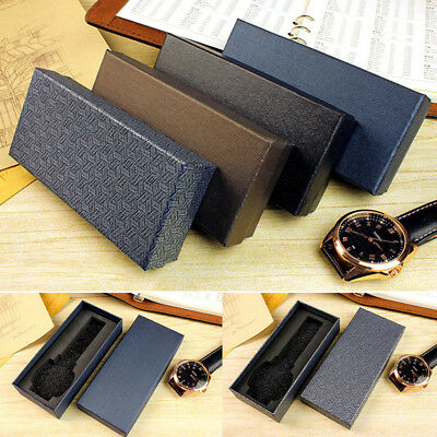 Present Gift Hard Case Box For Bracelet Bangle Jewelry Watch Box 10cm *10cm *6cm