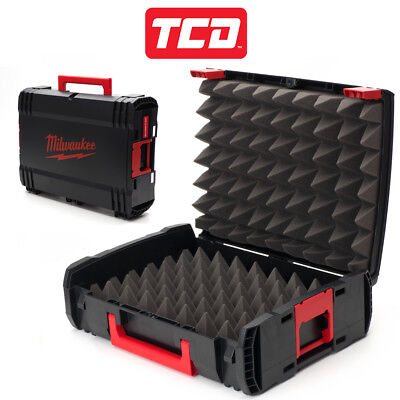 Milwaukee Fuel Stackable Hard Carry Case / Storage - with Foam Inserts M18FPD
