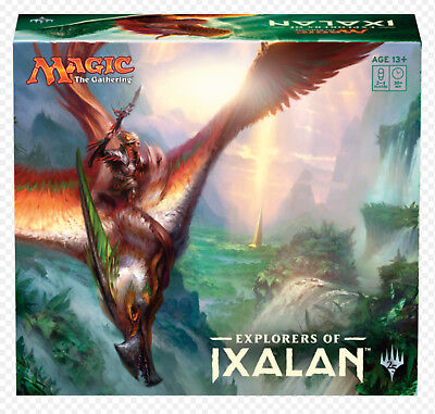 Magic the Gathering Explorers of Ixalan MTG