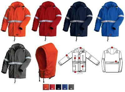 62430 Red Wing Winter Parka / Coat  Insulated,Flame Resistant ,Anti-Static