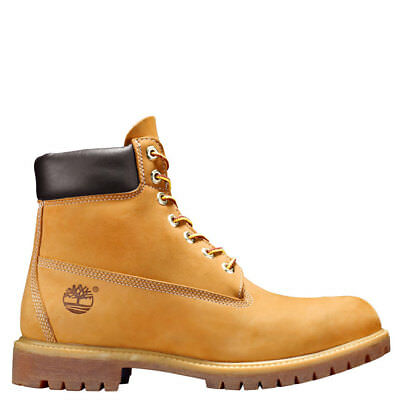 Timberland Men's 6-Inch Premium Boots NEW AUTHENTIC Wheat 10061