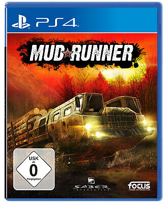 MudRunner - PlayStation 4