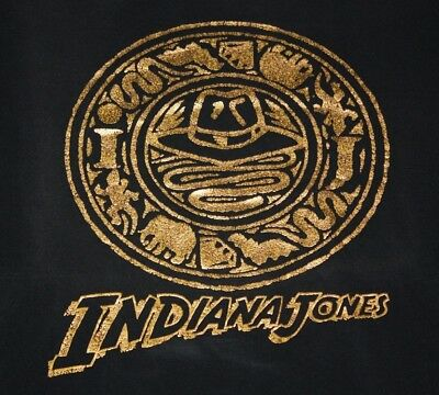 XL * vtg 90s INDIANA JONES movie t shirt * 15.61
