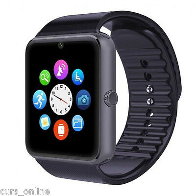 Orologio Bracciale Smartwatch Polso Cellulare Telefono A1 Bluetooth Android IOS