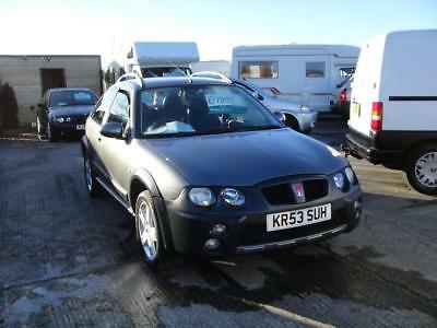 2004 Rover Streetwise 1.4 SE **ONLY 40,000 MILES**