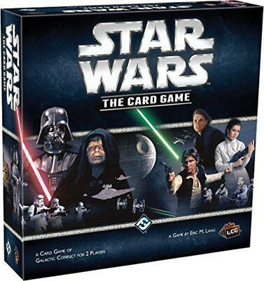 Star Wars - The Card Game - English - Core Set - Englisch - LCG