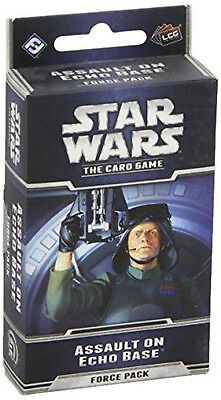 Star Wars - Assault on Echo Base Force Pack Expansion English LCG Card Game