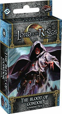 The Lord of the Rings: The Blood of Gondor Adventure Pack English LCG Card Game
