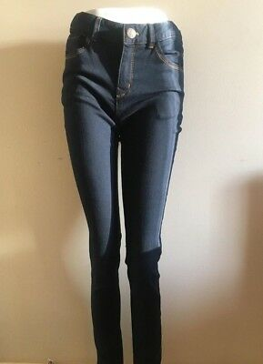 Girls Kids Jeans Skinny Fit  8 Yrs To 15 Yrs