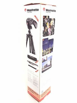 Manfrotto Tripod with Joystick Head Compact Action MKCOMPACTACN-BK