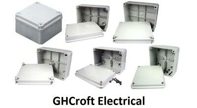 Gewiss Enclosure Junction Box Adaptable Pvc Ip56 Waterproof Gw44204 - Gw44207