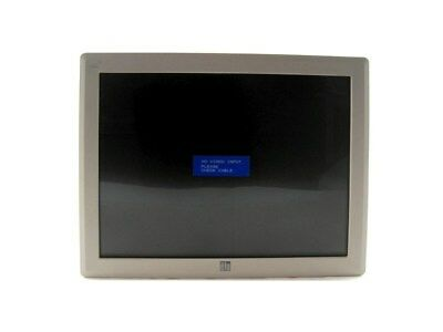"""17"""" Tyco 1729L Elo TouchSystems ET1729L-8UWA-1-BG-G Accutouch Touch Monitor"""