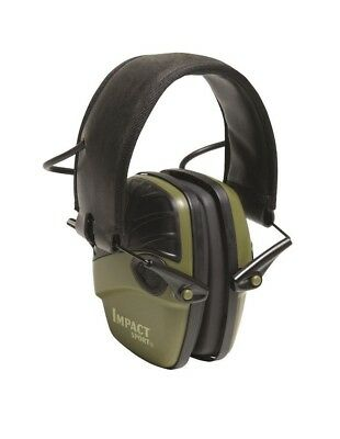 Howard Leight R-01526 Electronic Earmuff Impact Sport Passive Hearing Protection