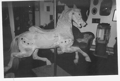 Antique Carousel HorseLooff Outside Jumper 1900-1905 $23,000