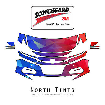 For Most Modern Vehicles 3M Scotchgard Paint Protection Kit $8.00//sq Feet