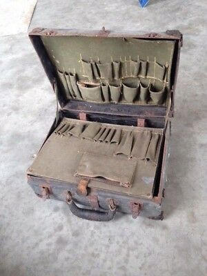 VINTAGE BRIEF CASE ( Bell Systems tool case )