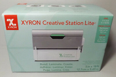 Xyron Creative Station Lite 624740, 5-Inch with 3-Inch Option NEW