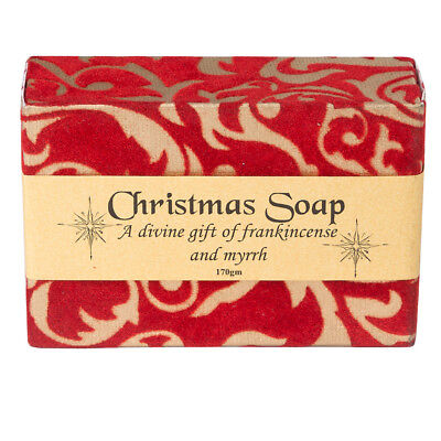 NEW Thurlby Christmas 2017 Red Soap