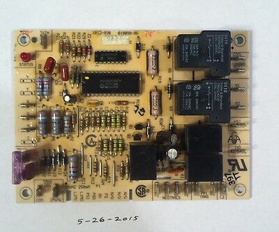 Carrier Bryant Payne 1010 83 9183B 1010 918 Control Board HH84AA020 carrier bryant payne furnace fan blower control circuit board hh84aa020 wiring diagram at eliteediting.co