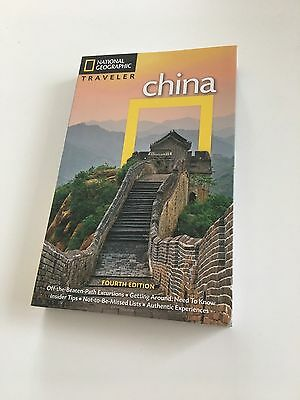 National Geographic Traveller China, Fourth Edition, published 2017