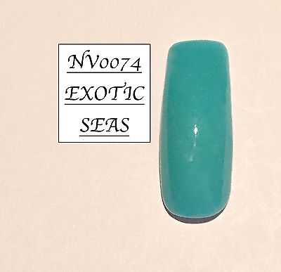 Exotic Seas Ibd Acrylic Powder 10G Bag Many More Colours See Description
