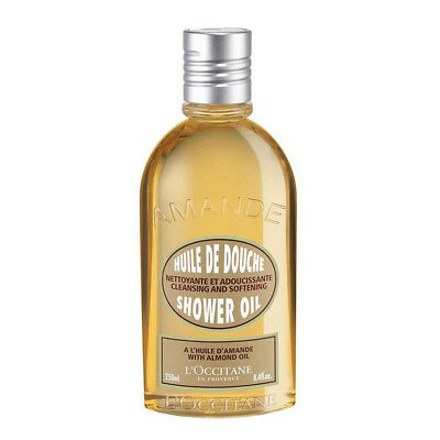 NEW L'Occitane Almond Shower Oil 250ml