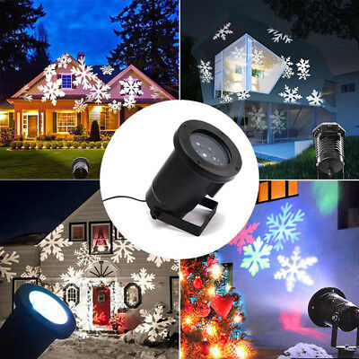 40 led schneeflocken lichter weihnachtsbeleuchtung vorhang lichterkette licht 5m eur 10 95. Black Bedroom Furniture Sets. Home Design Ideas