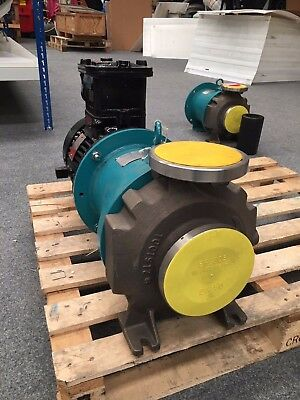 50200 4125 Verder Mag Drive Pump with 400/3P/50 motor